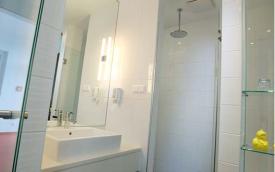 bathroom in Hotel Babenbergerhof