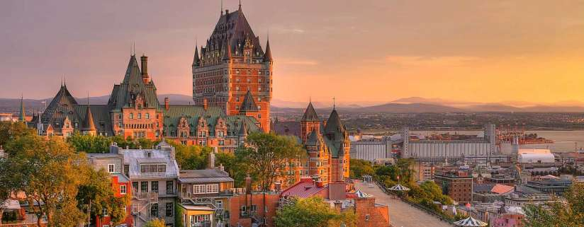 Quebec City, QC: Free Day