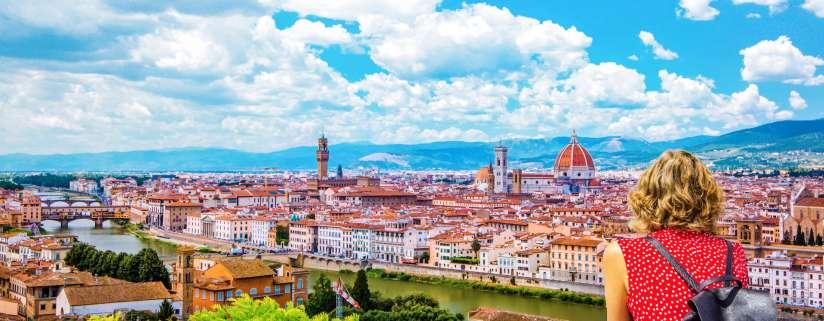 Swiss Alps - Florence - Tuscany