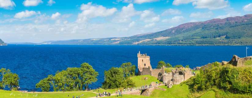 Loch Ness - Scottish Highlands