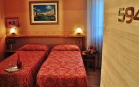 Hotel Venezia Venice Italy hotel room
