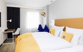Niu Hotel Haarlem Amsterdam Netherlands Hotel Room