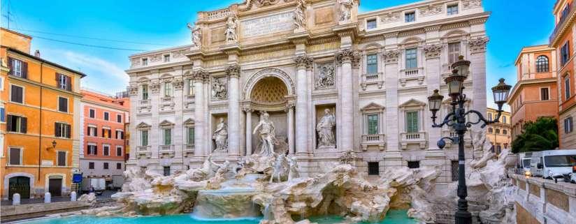 Depart Rome