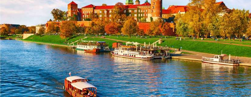 Prague - Krakow
