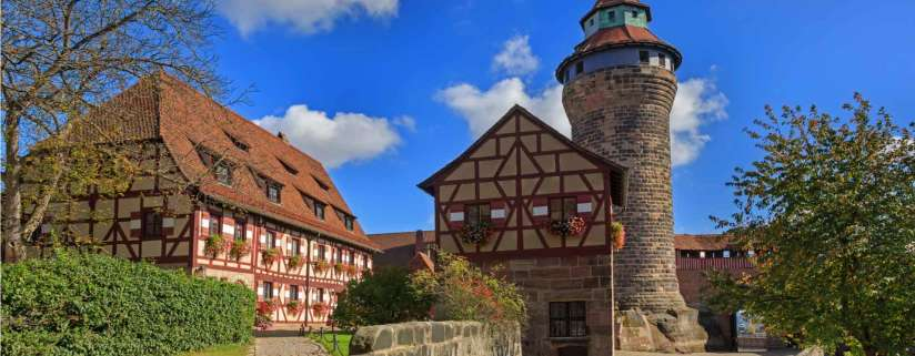 Nuremberg - Prague