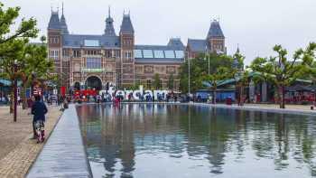 Berlin - Amsterdam