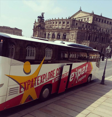 Coach Holidays To Europe With Expat Explore Offer A Luxurious Comfortable Experience From Start To Finish All Of Our Coach Tour Groups Are Transported Via