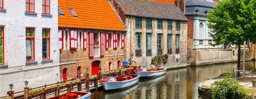 Bruges - London