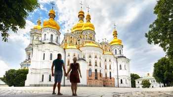 Arrive in Kiev