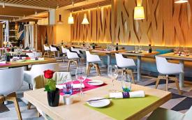 Novotel Warswaza Centrum restaurant