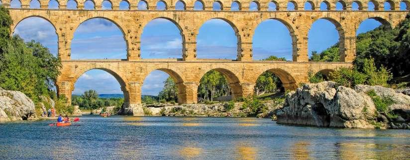 Pont du Gard - Barcelona