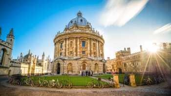 Bath - Cotswolds - Oxford