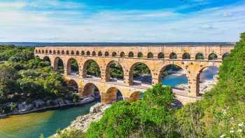 Barcelona - Pont du Gard - Avignon