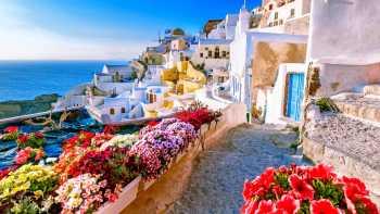 Santorini: Free Day