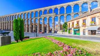 Madrid - Segovia - San Sebastian