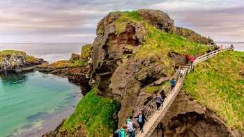 Belfast - Giant's Causeway - Derry