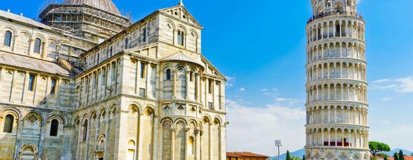 Tuscany - Pisa - Rome
