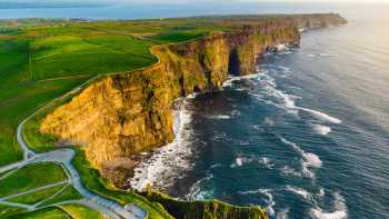 Adare - Limerick - Cliffs of Moher - Galway - Ballina