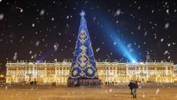 St Petersburg (Christmas Day): Free Day
