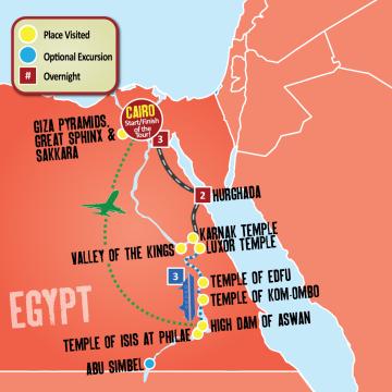 Nile Jewel Egypt Tour