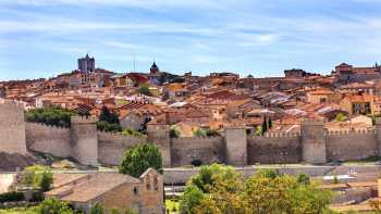Avila - Madrid