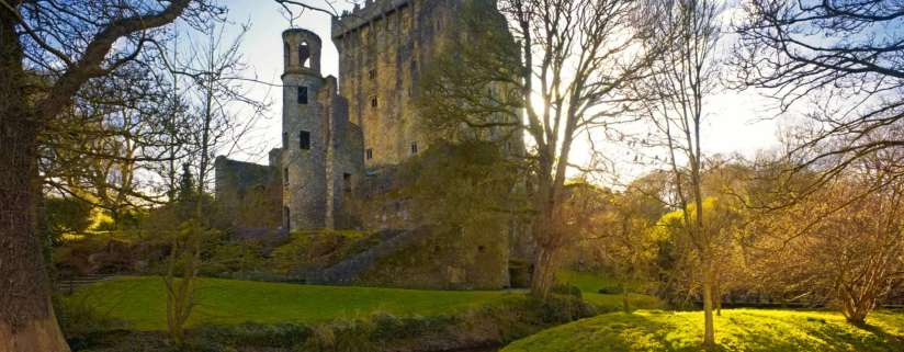 Waterford - Blarney Castle - Killarney area