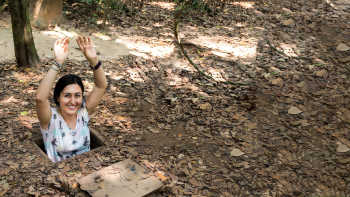 Cu Chi tunnels - Ho Chi Minh City/Saigon city tour