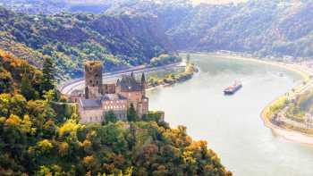 Swiss Alps - Rhine Valley