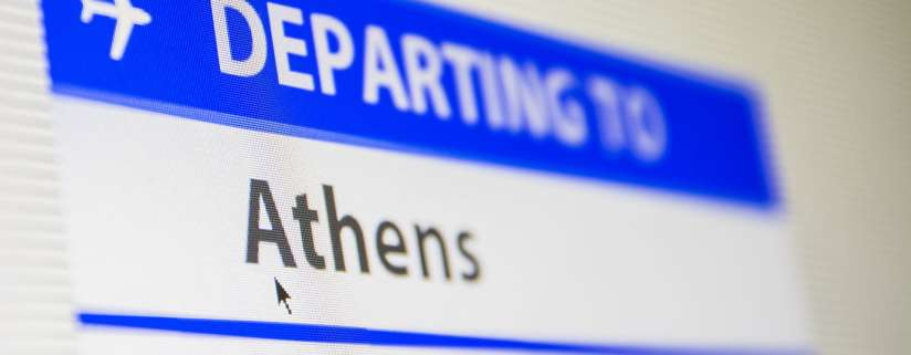 Santorini - Athens