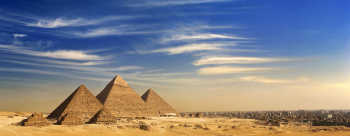 Giza Pyramids - Great Sphinx - Pyramid of Djoser - Aswan