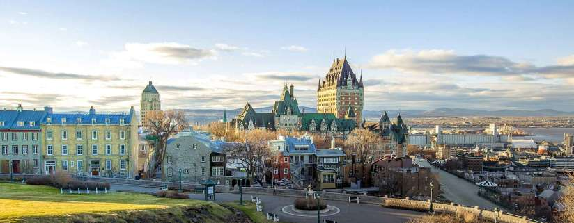 Quebec City, QC: Free Day