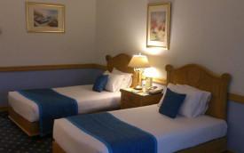 Oasis Hotel Cairo Twin Room
