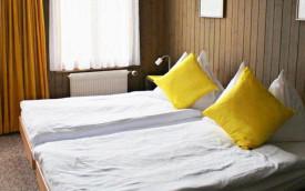 Hotel Alpina Kandersteg hotel room rhine valley germany
