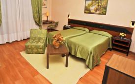 Hotel Massimo D'Azeglio Hotel Room Tucsany Italy