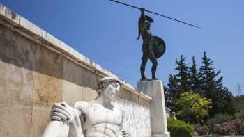 Athens - Thermopylae - Kalambaka