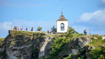 Curchi Monastery - Cricova wine cellar - Chisinau