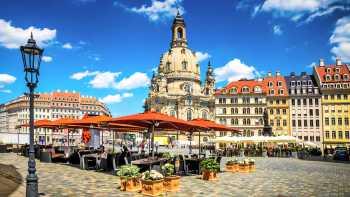 Dresden - Prague