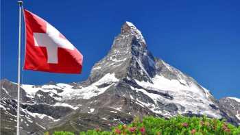 Burgundy - Swiss Alps