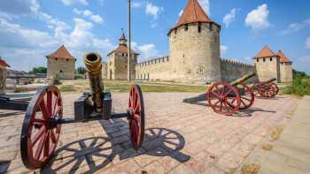 Odessa - Tiraspol - Tighina Fortress - Chisinau