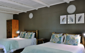 Rooms at Bundu Lodge - nelspruit accommodation