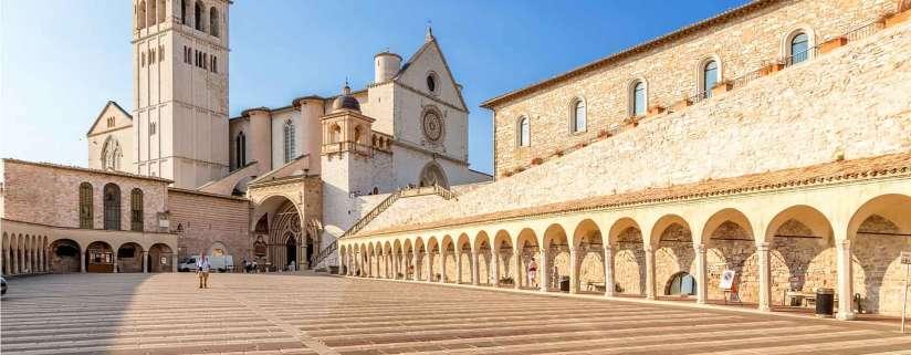 Monte Cassino - Assisi