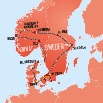 Scandinavian Escape