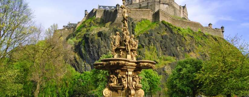 Edinburgh: Free Day