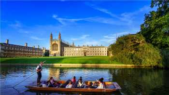 Cambridge - London