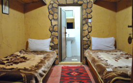 Rooms at Bait Ali Camp - wadi rum desert tour - expat explore travel