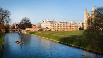 Cambridge - London