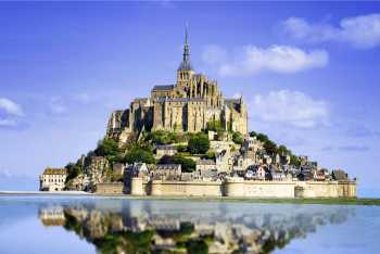 Mont St Michel - Bayeux - Normandy