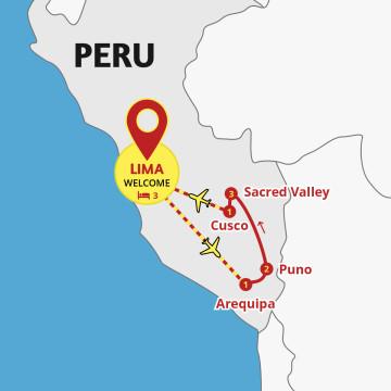 Sacred Peru - Tour Lima