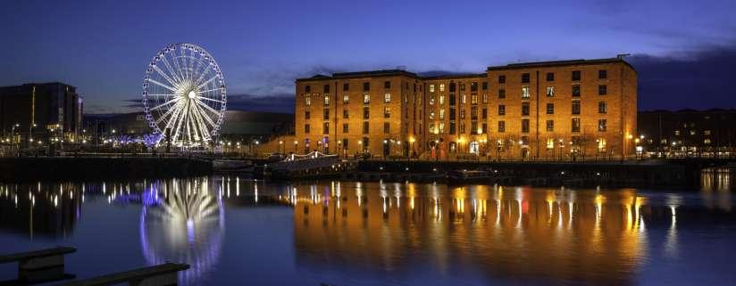 Lake District - Liverpool
