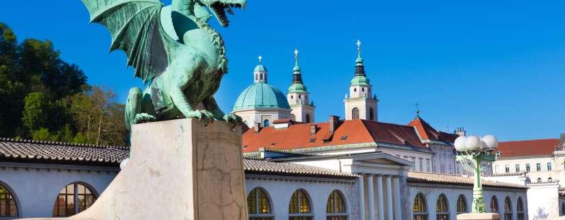 Ljubljana - Venice